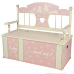 Rock A My Baby Dress Up Storage Chest