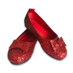 Ruby Red Slippers
