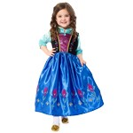 Satin Princess Anna Replica