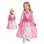 Sleeping Beauty Aurora Child and Doll Dress Set