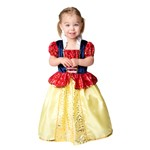 Toddler Traditional Snow White Princess Dress Up Costume