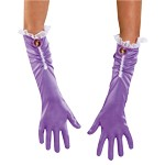 Long Sofia the First Gloves