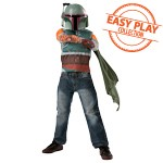 Boba Fett Muscle Shirt Set