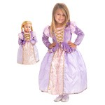 Rapunzel Child and Doll Dress Set Tangled Style