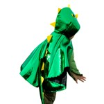 Toddler Dragon Cape with Attached Hood