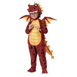 Winged Red Dragon Costume