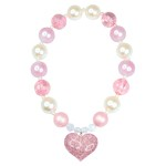 Young at Heart Chunky Bead Necklace
